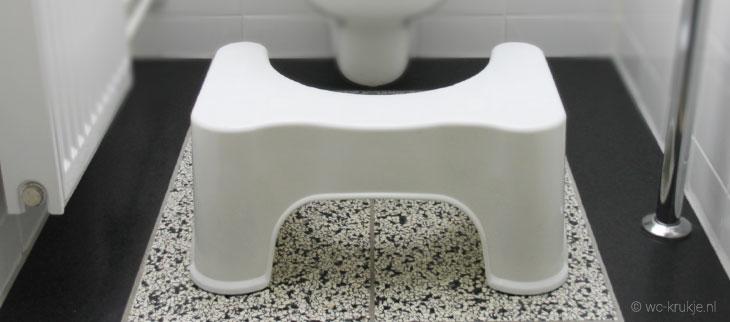 wat is een toiletkruk