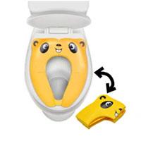 inklapbare wc verkleiner